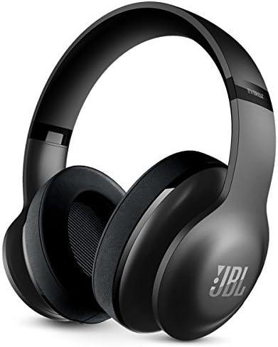 JBL Everest 700 Wireless Bluetooth Around-Ear Headphones Black