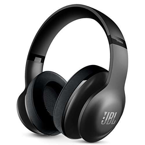 Click to buy JBL Everest 700 Wireless Bluetooth Around-Ear Headphones (Black) - From only $264