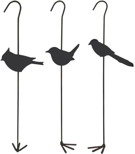 Esschert Design FB11 Hanging Bird Feeding Pins, Set of Three