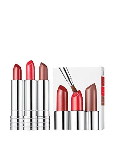 UPC 020714708948, Clinique 3 Piece Long Last Lipstick Set, 0.14 Ounce