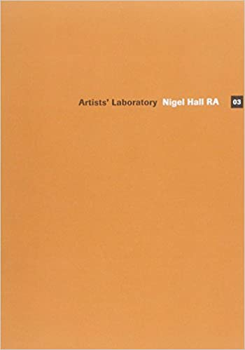 buy artists laboratory 03 nigel hall ra in transit book online at