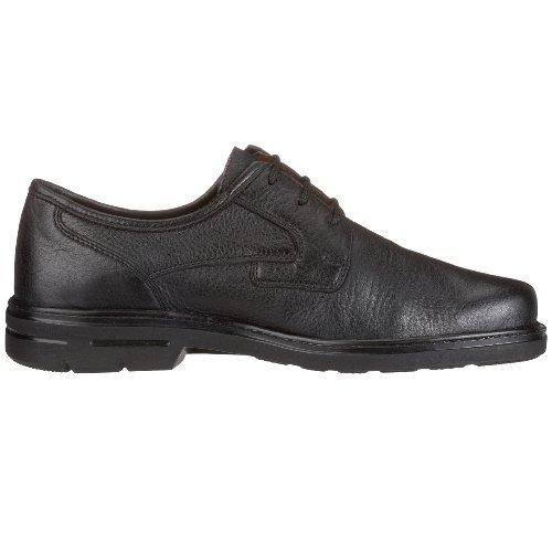 ville de 43 Noir Homme Sioux Chaussures EU SCHWARZ Mathias BSw4qE4t