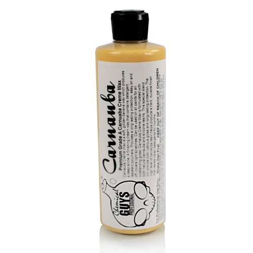 Chemical Guys WAC_103_16 Pure Carnauba Creme Wax (16 ()
