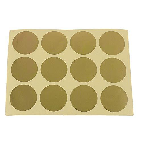 Sl01-60pcs 5 Sheets Golden Heart Gold Handmade Cake Candy Packaging Sealing Label Sticker Baking Diy Gift - Danglers Block Label Yard Rattle Rings Rose Multilayer Table Beaded Charm Sale Wedd