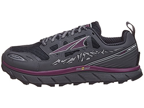 Altra Women's Lone Peak 3 Trail Runner, Purple, 9.5 M US