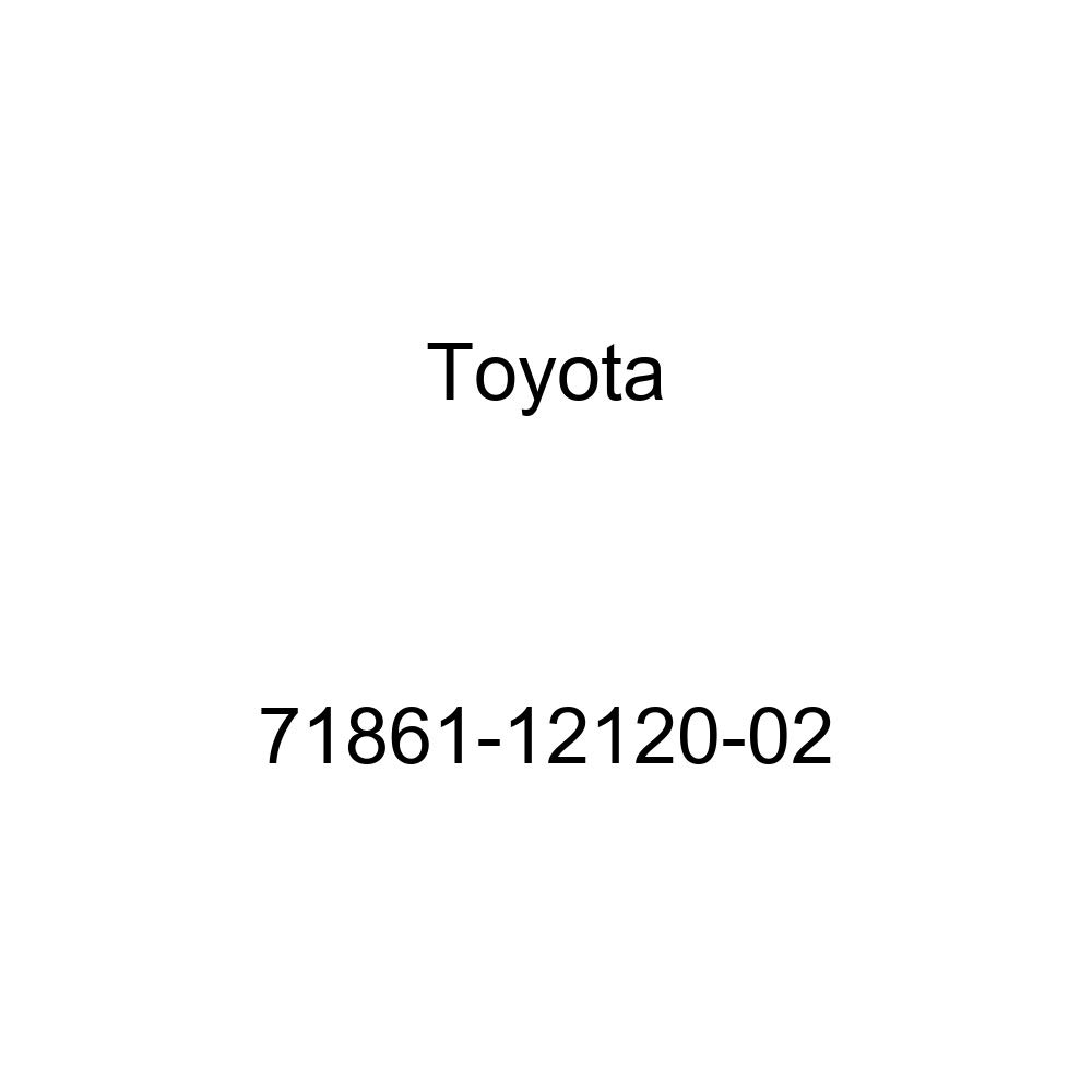 TOYOTA Genuine 71861-12120-02 Seat Cushion Shield
