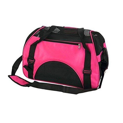Hundetasche in pink