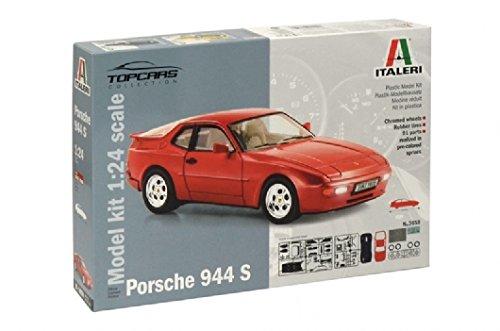 Porsche 944 (1:24 Scale Top Cars Collection Porsche 944 S)
