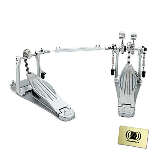 Tama TAMHP910LSW Speed Cobra Double Bass Drum Pedal with Polishing -