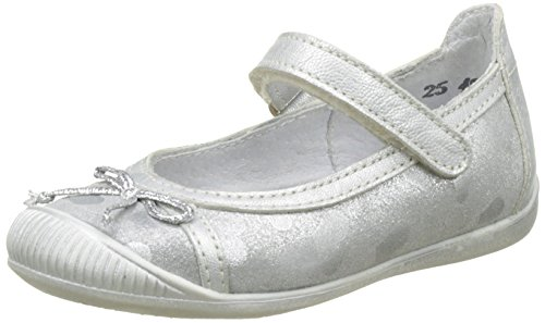 Little Mary Women's Borneo Ballet Flats Argent (*Love Argent) discount hot sale cheap sale for cheap cheap fast delivery biVMtyrt5N