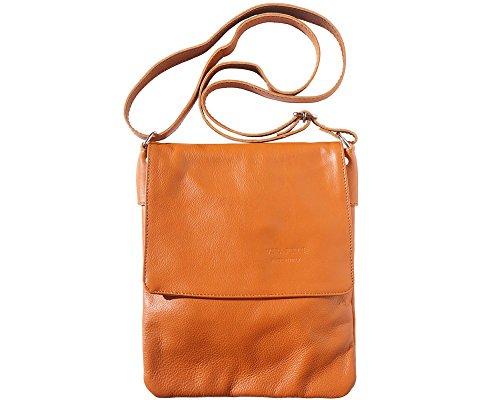 LaGaksta Ashley II Leather Crossbody Bag Leather Tan