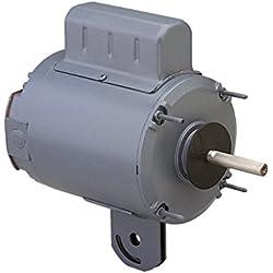"1/4 hp 1075 RPM 115V 1/2"" Dia. Shaft Pedestal Fan Motor Leeson # 103713"