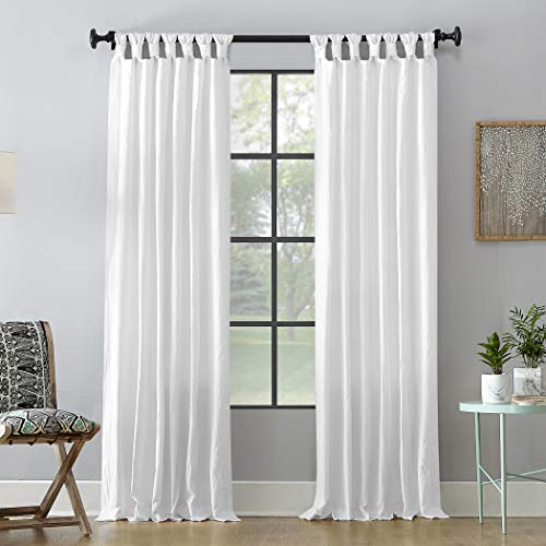 Archaeo Washed 100% Cotton Twist Tab Curtain 52