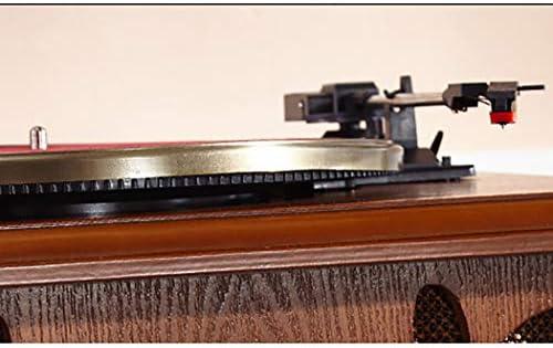 RAPLANC El Tocadiscos clásico Retro Big Horn, experimenta la ...