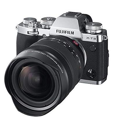 "Fujifilm X-T3 26.1 MP Mirrorless Camera Body (APS-C X-Trans CMOS 4 Sensor, X-Processor 4, EVF, 3"" Tilt Touchscreen, Fast & Accurate AF, Face/Eye AF, 4K/60P Video, Film Simulation Mode) - Silver 6"