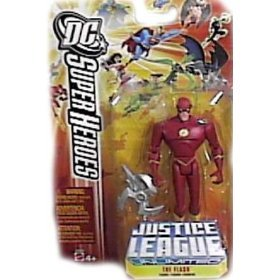 DC Super Heroes Justice League Unlimited Action Figure The F