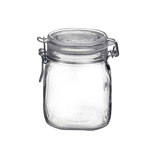 Bormioli Rocco 149280M04321991 food container, 25.25 oz, Clear