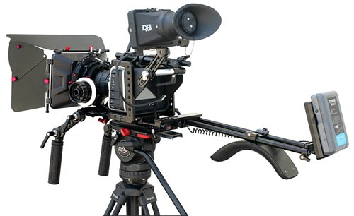 CAMTREE HUNT CH1-BMC-EX BLACK MAGIC CAMERA RIG KIT - FREE Power Cable And A-Box Bmc Matte
