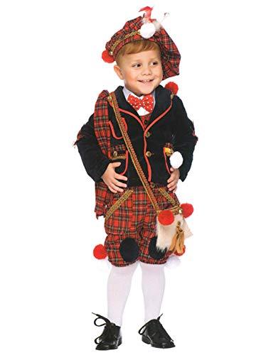 Commerciale Italiana - Disfraz escocés para bebé ...