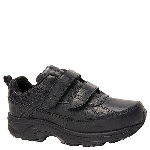 Drew Shoe Women's PAIGE Black Fashion Sneakers 10.5 WW