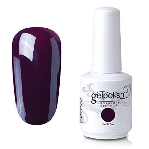 Elite99 Soak Off UV LED Gel Polish Nail Art Manicure Nail Po