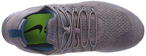 Nike W Gratis Rn Cmtr 2017 Prem Vrouwen Aa1622-200 Taupe Grijs / Arsenaal Blauw-groen Abyss-zwart