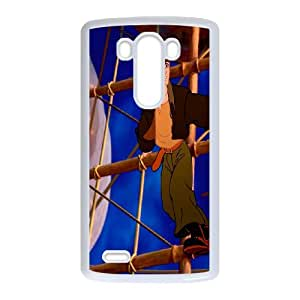 Treasure Planet for LG G3 Phone Case & Custom Phone Case Cover R02A652717