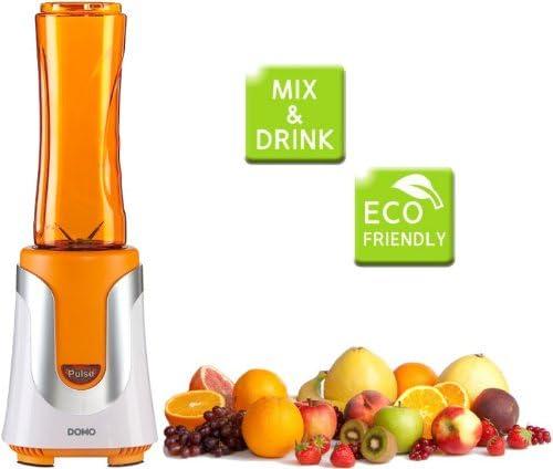 Naranja Smoothie de licuadora + 2 botellas – Toller All in One ...