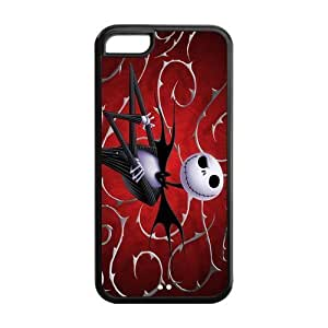 Customize Cartoon Nightmare Before Christmas Back Case for iphone 5C JN5C-1688
