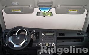 Amazoncom Sunshade For Honda Ridgeline - 2005 ridgeline