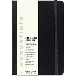 Essentials Dot Matrix Notebook, A5 size (Bullet Journal)