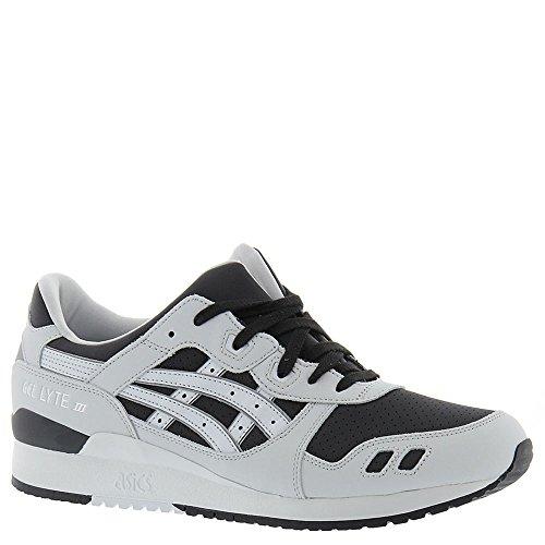 Asics Herren Tiger Gel-Lyte III Schuhe Black/Glacier Grey