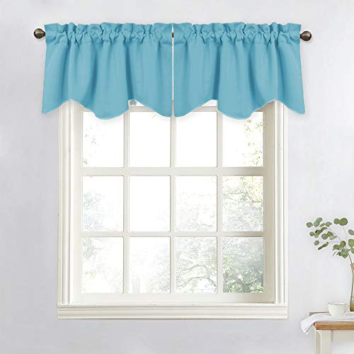 (NICETOWN Window Valances for Small Window - 52