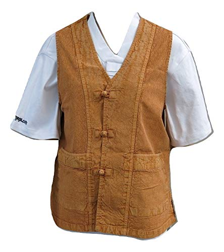 All Season Vest (Small, Sandstone)