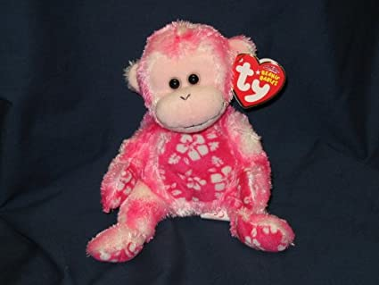Image Unavailable. Image not available for. Color  Ty Beanie Babies Sunset  Island Monkey 8a6e28d695db