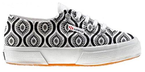 Superga Chaussures Coutume Wave Paisley (produit artisanal)