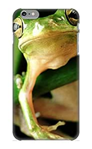 Nswfef-4760-bqbocqd Premium Animal Frog Back Cover Snap On Case For Iphone 6 Plus Kimberly Kurzendoerfer