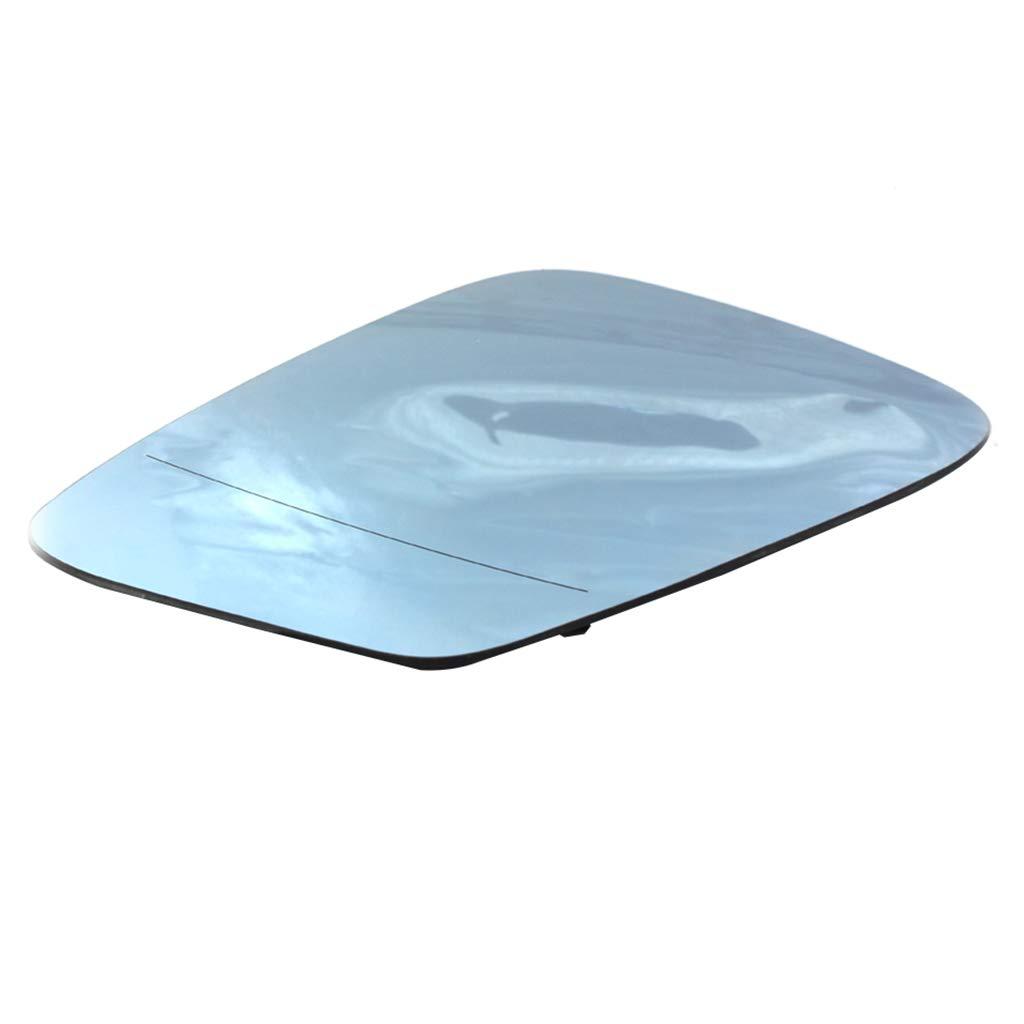 Derecho Almencla Calefacci/ón Espejo retrovisor de Cristal para BMW 5 Series F10 F18 E60 F35 F02