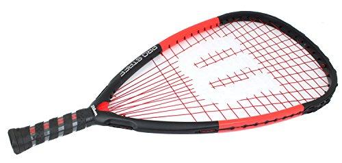 """Wilson Pro Staff Racquetball Racquet SS (3 5/8"""") Grip"""