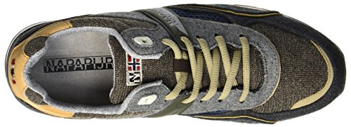 Grey N805 Rabari Sneaker Napapijri Uomo Multicolore Multi XO6q0