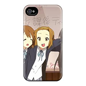Pretty RmE3812RQpe Iphone 4/4s Case Cover/ K-on Series High Quality Case
