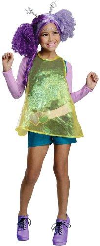 [Novi Stars Halloween Sensations Ari Roma Costume, Medium] (Kids Alien Halloween Costume)
