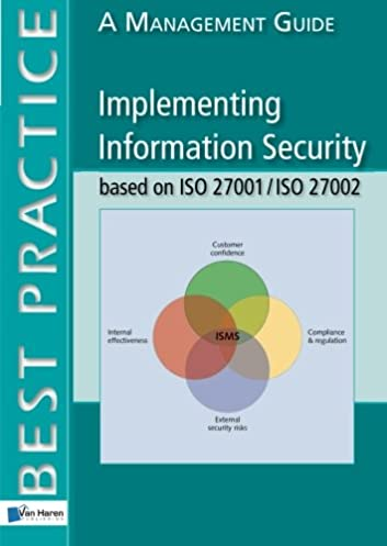 buy implementing information security based on iso 27001 iso 27002 rh amazon in ISO IEC 27001 Certificate ISO IEC 12207