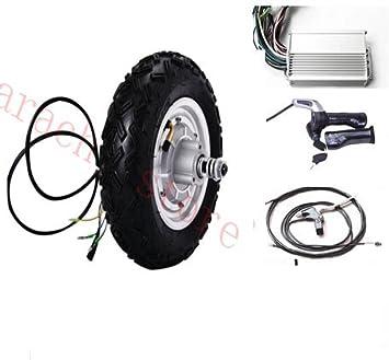 "10 ""500 W 36 V eléctrico Scooter Kit de Motor eléctrico Motor de cubo"