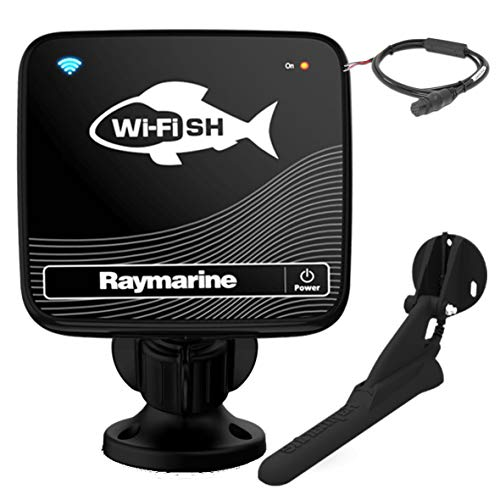 (Raymarine Wi-Fish DownVision Blackbox Sonar with Wi-Fi)