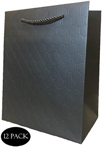 Black Matte Gift Bags Bundle product image