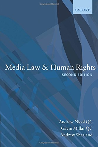 Media Law and Human Rights by Oxford University Press