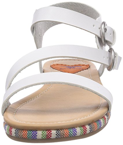 Rocket Dog Tailspin Coronado - Alpargata de sintético Mujer blanco - White (Coronado)