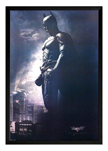 Batman Framed Movie Poster Print 24x36. On a black frame. Ma