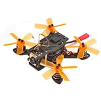 Happymodel Toad 90 FPV Racing Drone Micro Brushless F3 DSHOT Flight Controller with DSM2 RX Receiver (BNF Version)